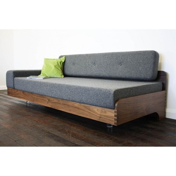 Johnny Moustache's Floating Sofa