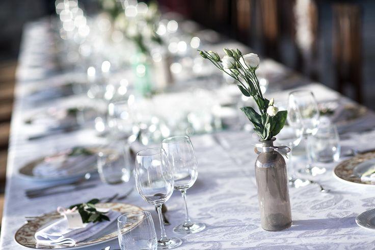 Wedding dinner - huwelijksdiner - Hochzeitsmahl Toskana - foto www.spbstudio.it - wedding planner www.conamore.it