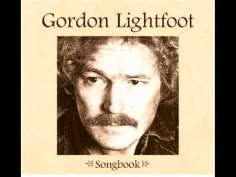 "Gordon Lightfoot -- ""The Wreck of the Edmund Fitzgerald"""