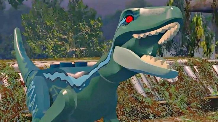 Lego Jurassic World.Новые Открытия.Игры Мультики про Динозавров.Парк Юрс...