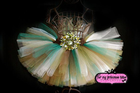 Camo Tutu Skirt for newborn baby toddler by formyprincesstutus, $17.50