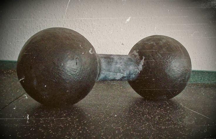 Kettlebell Fitness Athletics: Inch Hantel Training - mehr als einfach nur Gewicht heben