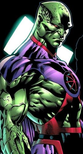 Martian Manhunter #examinercom #dccomics
