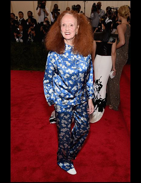 """Three rules of success in fashion: perseverance, dream a bit and be passionate about it."" ―Grace Coddington"
