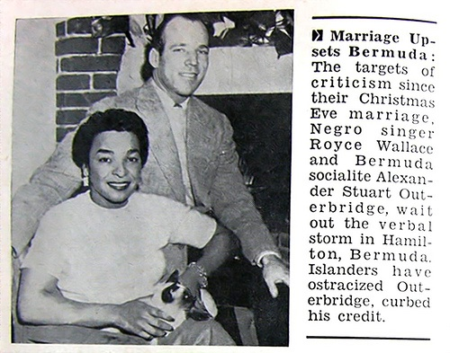 an introduction to the history of interracial marriage Previous article in issue: an interdependence approach to relationship maintenance in interracial marriage previous article in issue: an interdependence approach to relationship maintenance in interracial marriage.