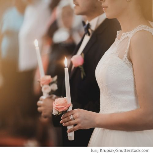 Hochzeitstag Der Hochzeitstag ist ein Ereignis, an dem die Braut und der Bräutigam im Mittelpunkt der gesamten Aufmerksamkeit stehen