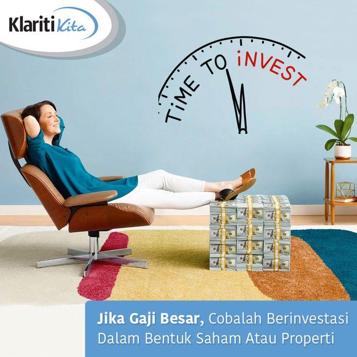 Melihat pertumbuhan investasi di Indonesia yang terus meningkat, membuat banyak orang tertarik berinvestasi. Nah sebelum ikut-ikutan investasi, pastikan kamu memperhatikan 5 hal berikut.