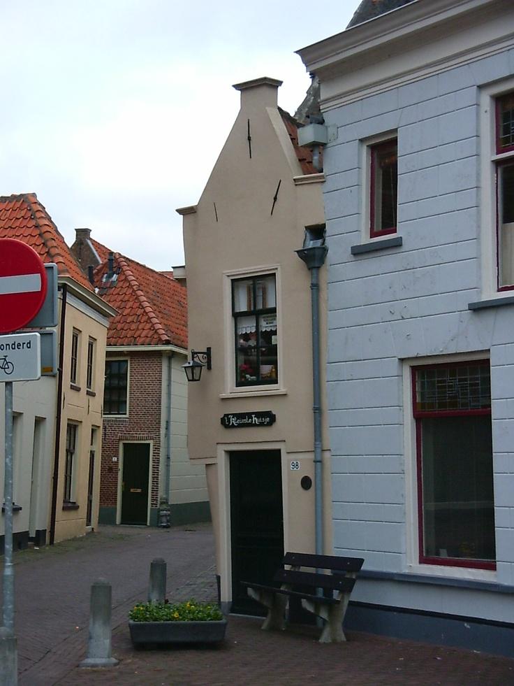 t Kleinste huisje van Kampen