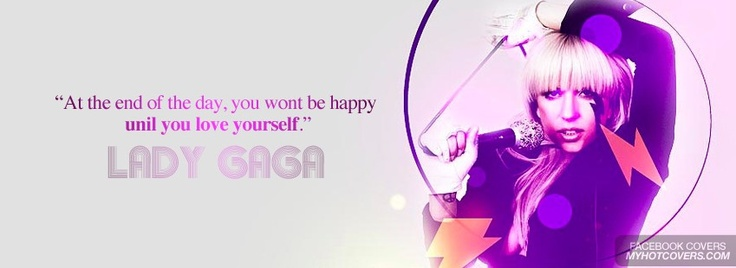 lady gaga quotes facebook covers - photo #22