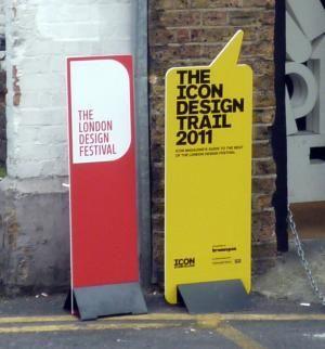 Freestanding Signage @ Entrance