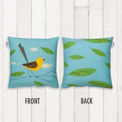 Wagtail Cushion
