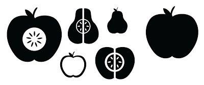 FREE SVG apples KLDezign les SVG