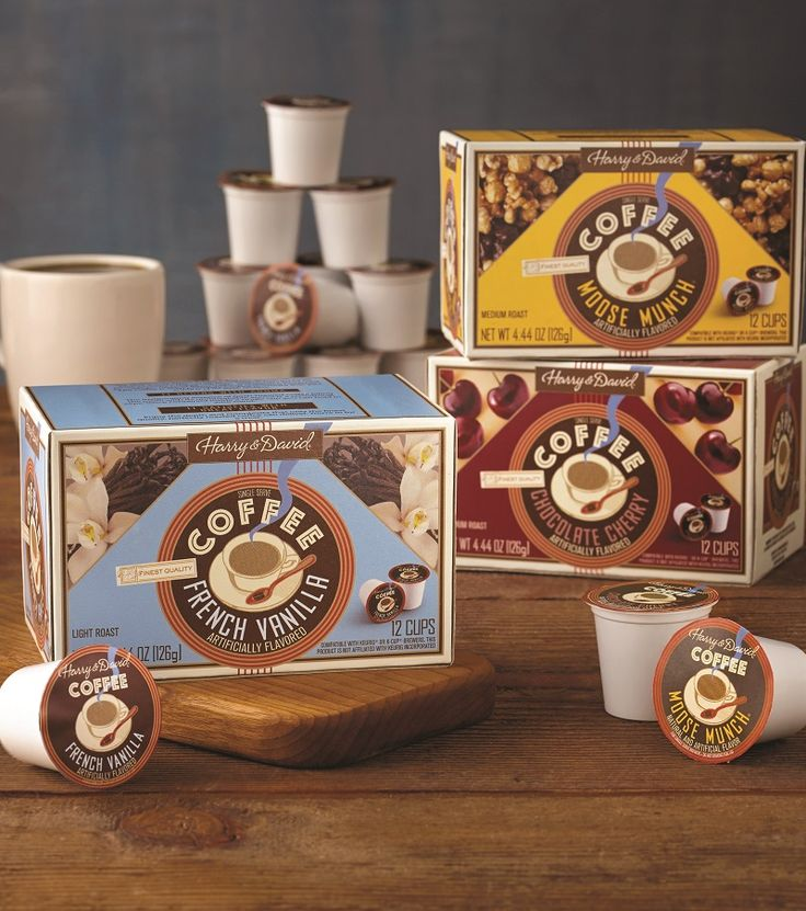 Make your mornings easier with these gourmet single serve coffee packs. There are so many fun flavors to enjoy.