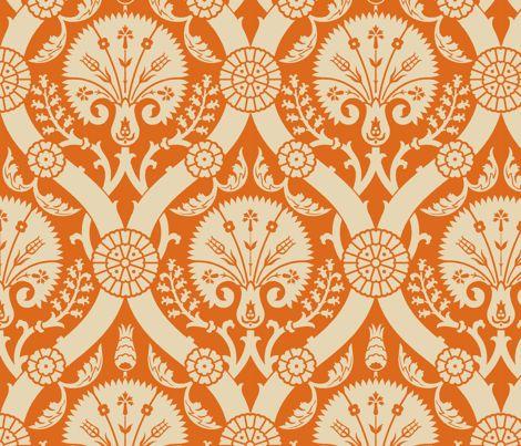DamaskVA3a fabric by muhlenkott on Spoonflower - custom fabric