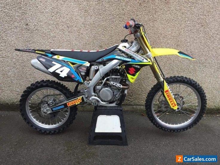 Suzuki RMZ 250 motocross bike NOT sxf kxf yzf crf #suzuki #rmz #forsale #unitedkingdom