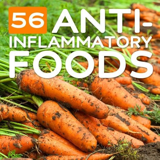 Best Anti Inflammatory Foods For Ulcerative Colitis