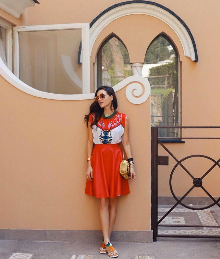 O estilo de Paulinha Sampaio no Verão Europeu | Pra se inspirar! - Márcia…