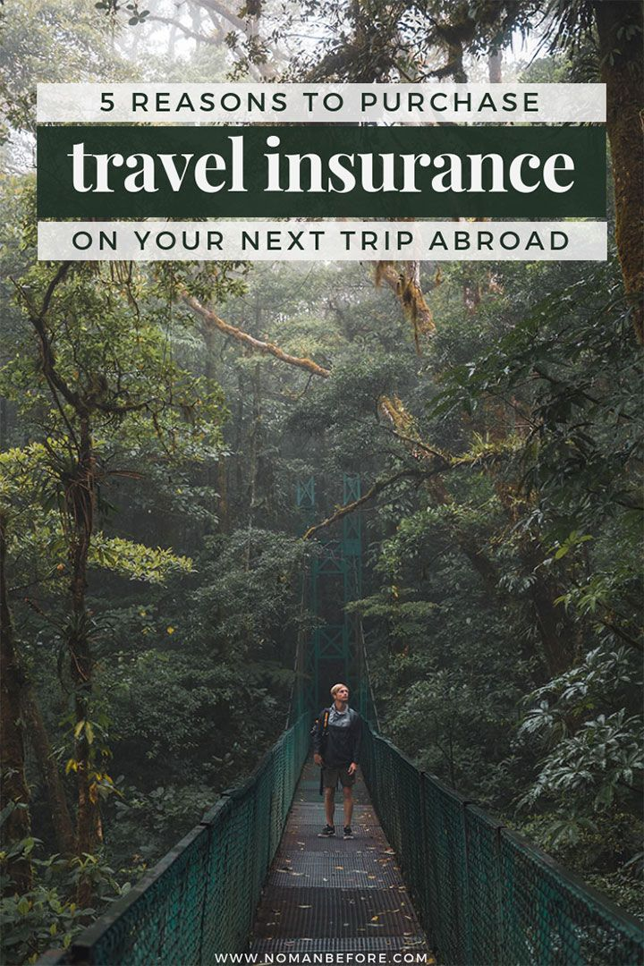 5 Reasons We Re Purchasing Travel Insurance For Our Next Trip