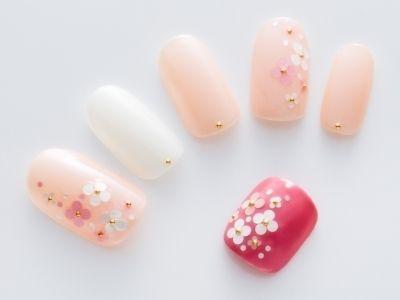 指先からかわいく♡ 2015春 ジェルネイルデザインカタログ|All About(オールアバウト)