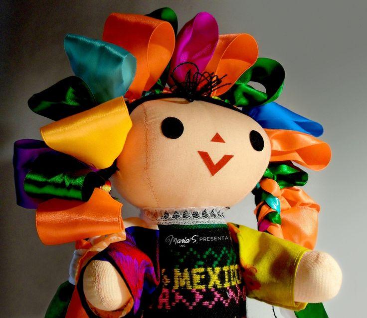 imagenes de muñecas de trapo mexicanas - Buscar con Google