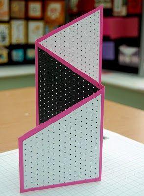 Tri-fold card tutorial