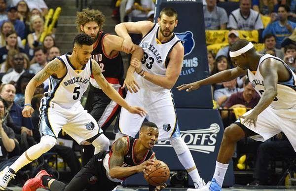 SCRIVOQUANDOVOGLIO: BASKET NBA PLAYOFF:OTTAVI DI FINALE GARA 5 (29/04/...
