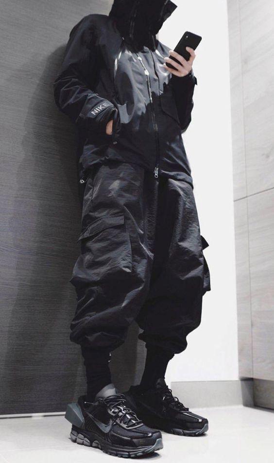#techwear #dark #streetwear | Techwear Fashion nel 2019