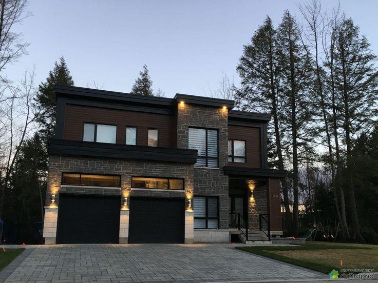 Duproprio vous invite à découvrir votre future maison 2 étages située