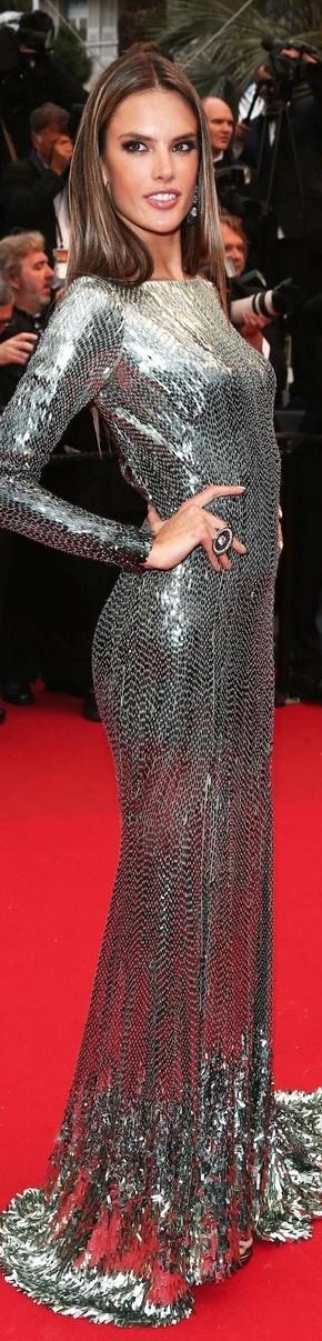 Alessandra Ambrossio....2013 Cannes Film Festival
