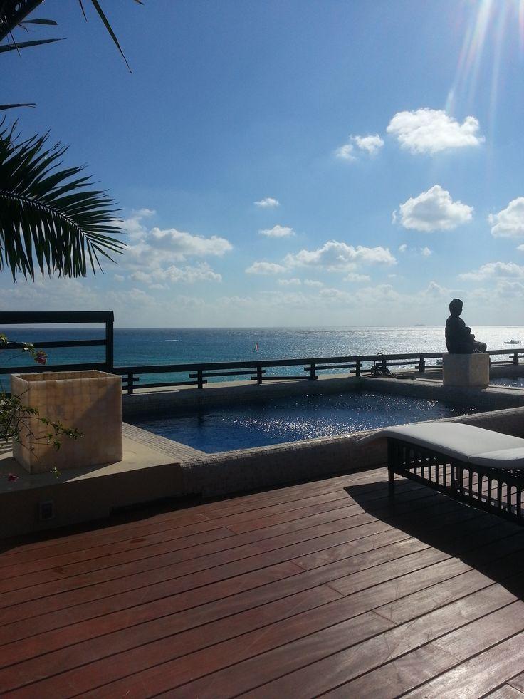 Empezando una semana llena de #sol #mar #playa #relax #fiestas #diversion en la maravillosa #playadelcarmen #rivieramaya #caribe #mexico con los #amigos del Graffiti Hostel - Playa del Carmen, Mexico
