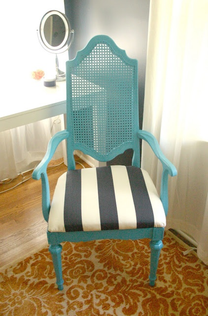 redone thrift chair: Decor, Redone Thrift, Diy Crafts, Diy Furniture, Thrift Chair, Cane Chairs, Redone Furniture, Thrift Store, Redone Chairs