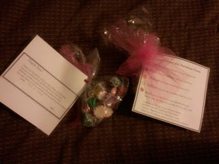 Marvelous and Magnificent Teacher goody bag...Cookin' Up Fun With Middle School Math: Teacher Appreciation Day 2