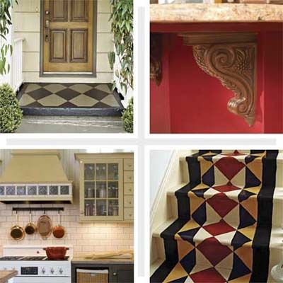 100 DIY Upgrades for under $100: Diy Upgrades, Houses Magazines, This Old House, Home Upgrades, Old Houses, Diy Home, 100 Upgrades, 100 Diy, Diy Projects