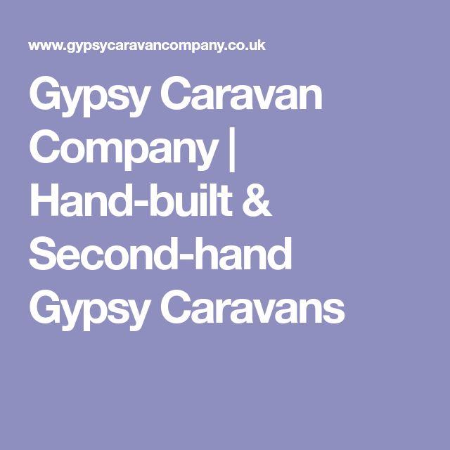 Gypsy Caravan Company   Hand-built & Second-hand Gypsy Caravans