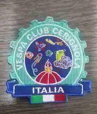 Toppa Patch Vespa Club Cerignola Italia
