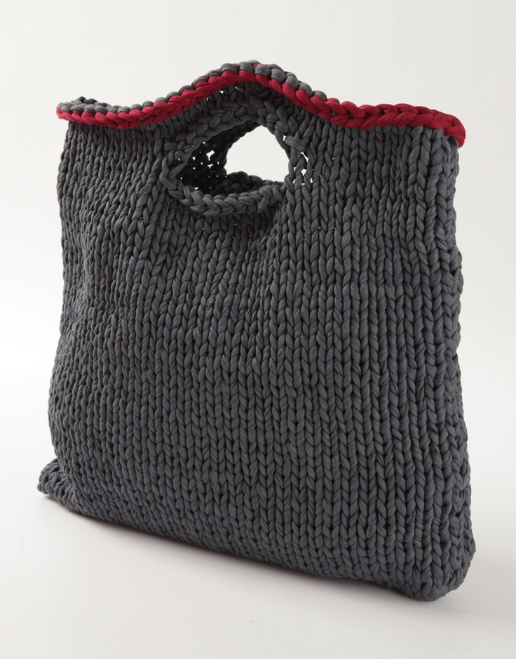 Zigazig Shopper designed by Wool and the Gang, #madeunique by Alexandra.