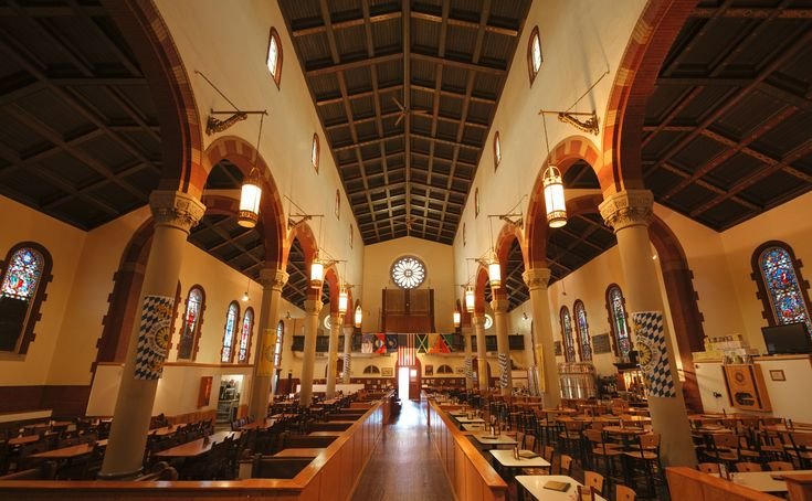 Church Brew Works – Old Church Revamped Into Restaurant