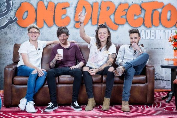 One Direction Break Up Rumors are False: 'Perfect'...: One Direction Break Up Rumors are False: 'Perfect' Band to Return… #OneDirection