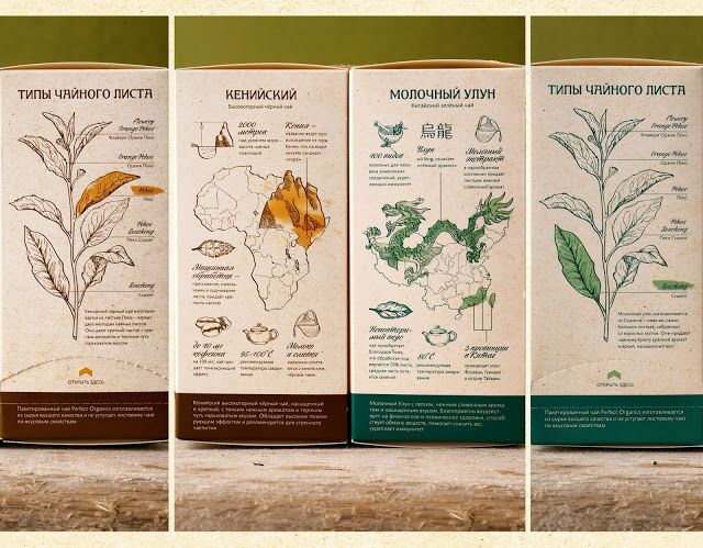 Tea As Encyclopedia on Packaging of the World - Creative Package Design Gallery