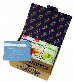 new advocare distributor kit