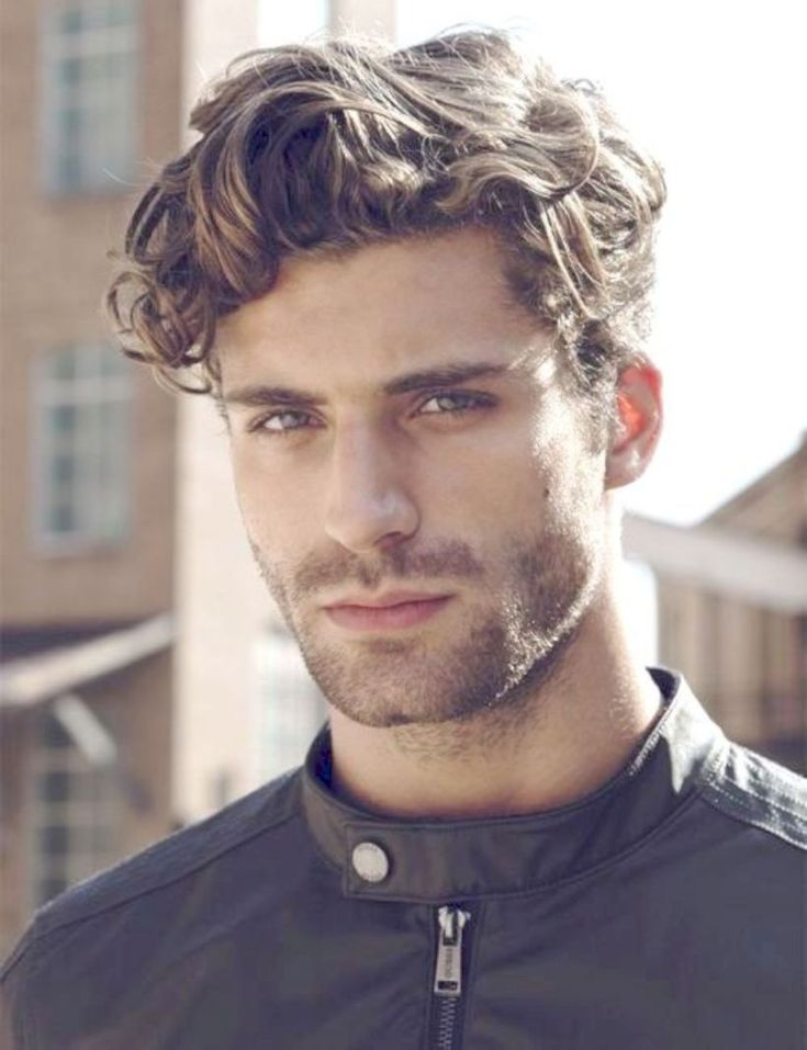 55 New Hairstyles for Men in 2018 Picking the very best curly and wavy haircuts for round faces isn't a hard job. For Men, coloring hair is now ne...