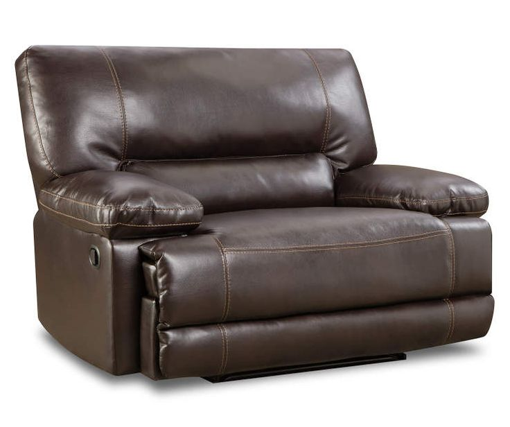 Stratolounger Roman Chocolate Snuggle Up Recliner In 2019