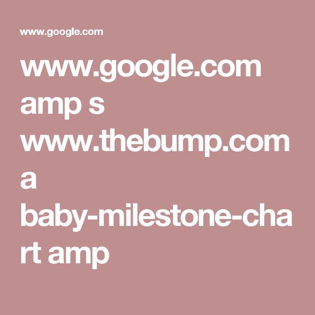 www.google.com amp s www.thebump.com a baby-milestone-chart amp