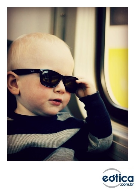 Ray-Ban Wayfarer  baby  bebe  sunglass  oculosdesol  wayfarer  rayban    GlArEs  3   Pinterest 862fd5c063