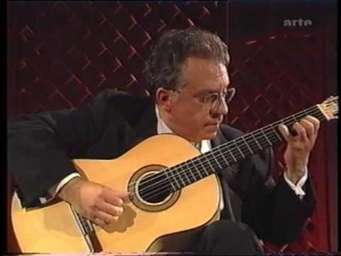 Pepe Romero - Zapateado & Fantasia from 'Suite Andalucia' by Celedonio Romero      Truly Amazing!!!