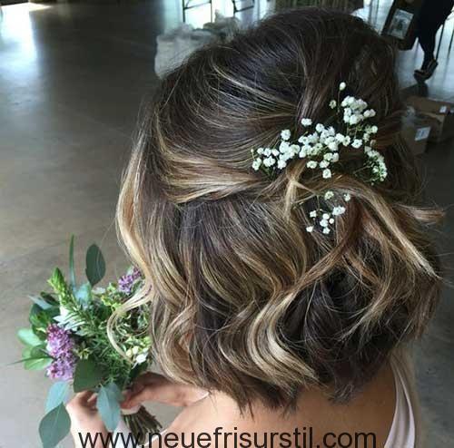 Wenn Sie gehen, um eine Braut bald und wollen nicht zu haben, die extensions haben eine super fancy wedding Haar haben, können Sie wirklich einzigartige und wunderschöne Frisuren mit kurzem Haar. Hochsteckfrisur Frisuren sind die am meisten bevorzugten diejenigen unter Bräute, Siesind ideal für hinzufügen, die beste formellen look für Damen mit kurzen Haaren. Wenn […]