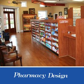 Retail Designs, Inc. - A Pharmacy Design and Equipment Company