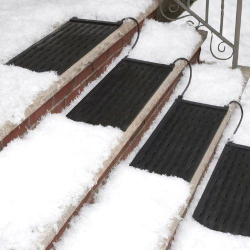 heattrak Snow & Ice Heated Stair Mat