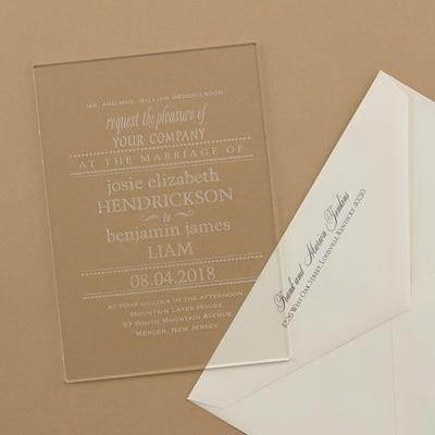 201 best Wedding Stationery images on Pinterest Wedding