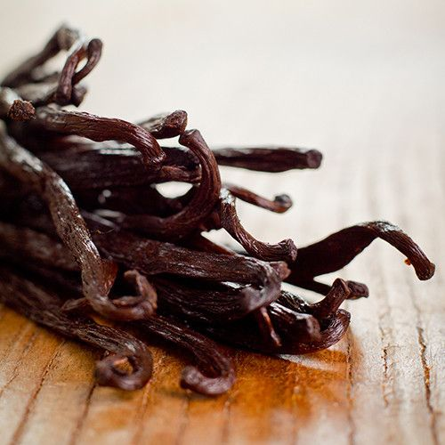 Vanilla Beans can be used in many food applications.  It's not just for ice cream.  Add to barbecue sauce for an interested twist.  Buy online at spiceologist.com #spices